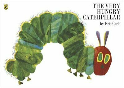 The Very Hungry Caterpillar [Board Book] by Carle, Eric Board book Book The