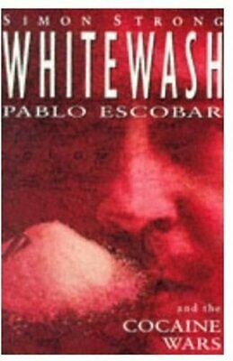 Whitewash by Strong, Simon Paperback Book The Cheap Fast Free Post