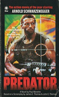 Predator by Monette, Paul Paperback Book The Cheap Fast Free Post