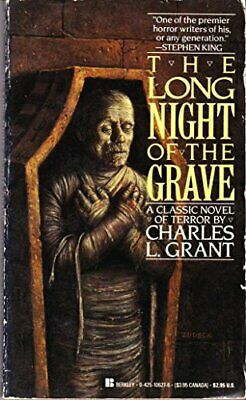 The Long Night of the Grave by Grant, Charles L. Book The Cheap Fast Free Post