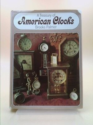 Treasury of American Clocks  (Signed) by Pati Palmer