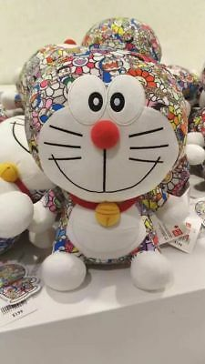 2018 UNIQLO DORAEMON Takashi Murakami Limited Plush Doll Toy NEW 9""