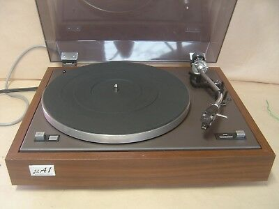 JVC Turntable JL-A1 Vintage with Grado Caridge.