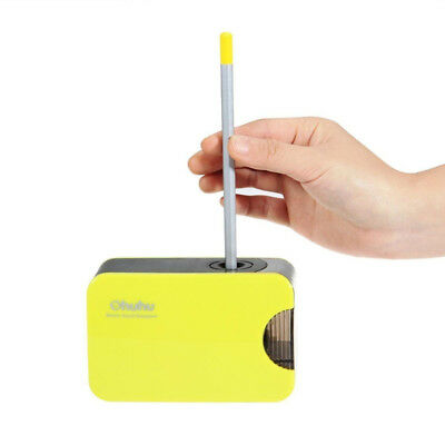 USB Charge Electric Automatic Touch Switch Pencil Sharpener Home Office School