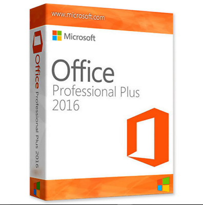 Microsoft Office 2016 Professional Plus Product License Key & Download Link