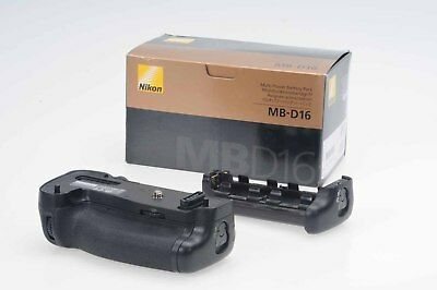 Genuine OEM Nikon MB-D16 Multi Power Battery Pack Grip for D750             #792