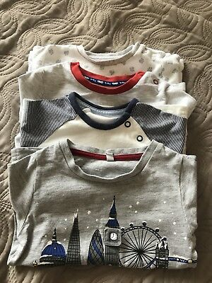 Marks and Spencer baby boy tops 6-9 months