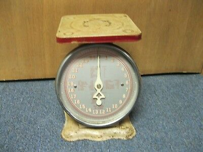 Vintage Family Baking Scale 24 Pounds
