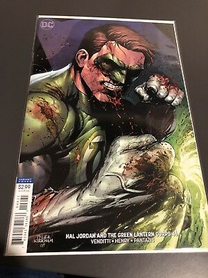 Hal Jordan and the Green Lantern Corps #46 Variant (DC, 2018) NM in Hand