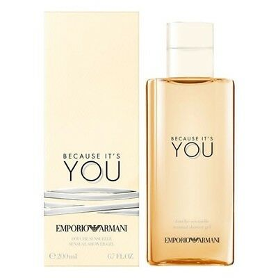 Armani BECAUSE IT'S YOU Gel Douche 200ml