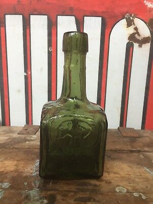 alte bottle Carl Mampe Berlin  um 1900