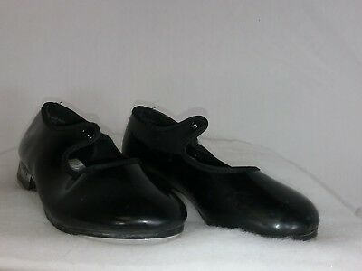 **FREE Shipping** Bloch Techno Tap Children's Tap Shoes, Black Size 13M