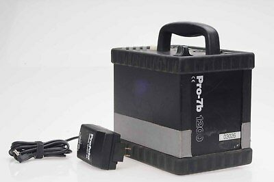 Profoto Pro-7b 1200 w/s Power Battery Pack Generator w/Battery #026