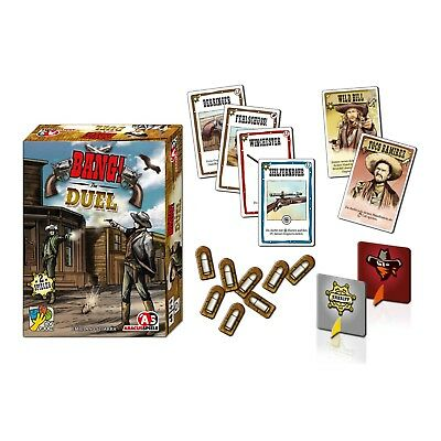 BANG! The Duel Abacusspiele 38161