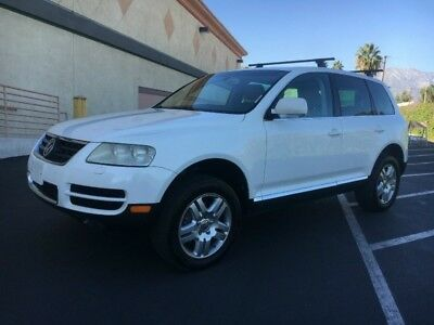 2004 Volkswagen Touareg  2004 VOLKSWAGEN TOUAREG V8 4.2 LITRE ONE OWNER CALIFORNIA CAR  IN XINT CONDITION