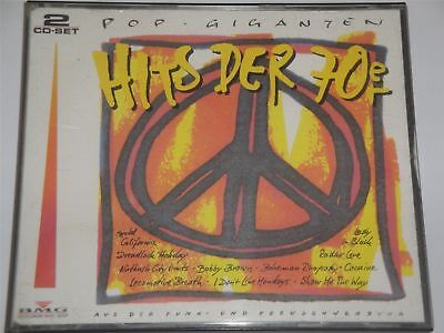 Hits Der 70s - German Issue Greatest Rock Tracks of the Seventies CD Set