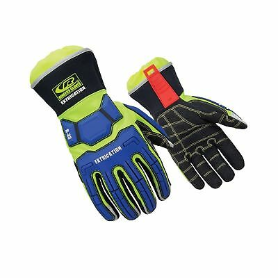 Ringers Gloves R-33 Extrication Gloves, Cut-Resistant Gloves with KevLoc Grip...