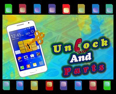 UNLOCK CODE LG G5 H820 K10 K425 V20 H910 AT&T **PLEASE READ