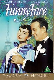 Funny Face (1957) Audrey Hepburn - New & Sealed