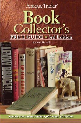 Antique Trader Book Collector's Price Guide by Russell, Richard