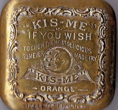 Kis-Me Chewing Gum Tin