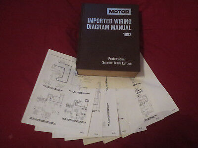 JAGUAR ELECTRICAL WIRING DIAGRAMS XJS XJ6 XJ12 SCHEMATICS ... on