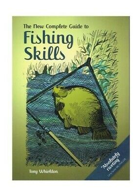 The New Complete Guide to Fishing Skills Book The Cheap Fast Free Post