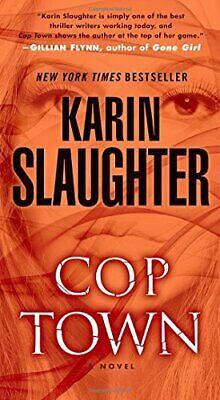 Cop Town by Karin Slaughter Book The Cheap Fast Free Post