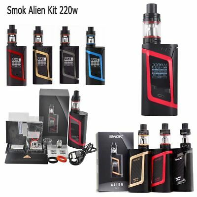 smok alieno 220w starter kit con fumo tfv8 tc - piccola bestia tank kit New
