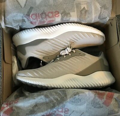 ce7adc8aa Adidas Alphabounce RC M Mens Running Shoe Light   Dark Grey Size 9.5 B42863