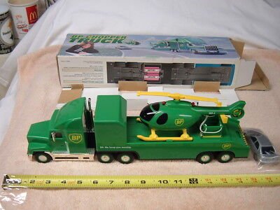BP TOY CHOPPER TRUCK with working Lights