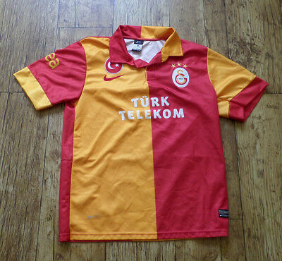 Galatasaray Football Shirt Soccer Jersey M