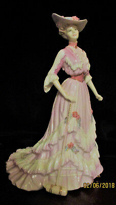 "Coalort  Figurine  "" Lady Evelyn ""   23cm or 9 inches High   Excellent Condition"