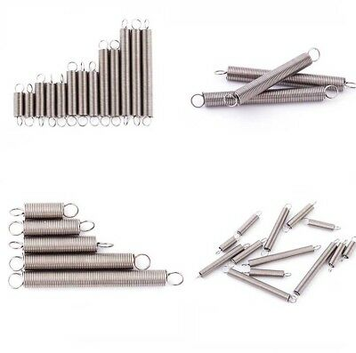 0.7~0.8mm Wire Diameter Expansion Springs Tension Spring Various Sizes 15mm-50mm
