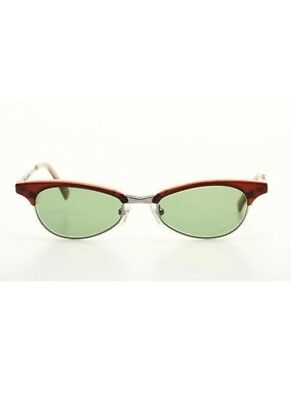 65525cfd31da Just chic, smaller combi sunglasses in silver & brown by FREUDENHAUS N80K
