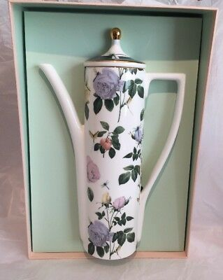 Ted Baker Portmeirion - Rosie Lee - Beverage Pot - Tea or Coffee Pot - Boxed/New