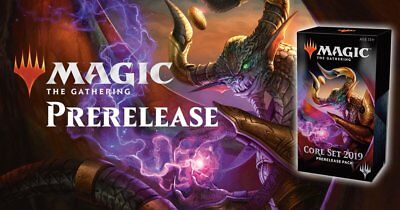 Core Set 2019 - Prerelease Pack Sealed - Preorder