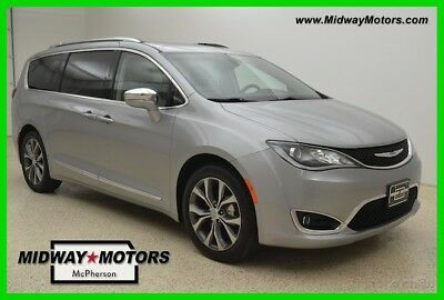Chrysler Pacifica Limited 2017 Limited Used 3.6L V6 24V Automatic FWD Minivan/Van