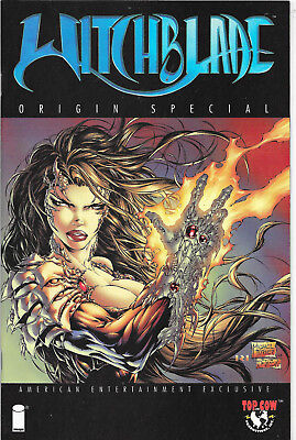 Witchblade Origin Special #1 Top Cow Entertainment Exclusive Edition NM-