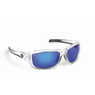 FOX RAGE Sunglasses Translucent/Mirror Blue Polbrille by TACKLE-DEALS !!!