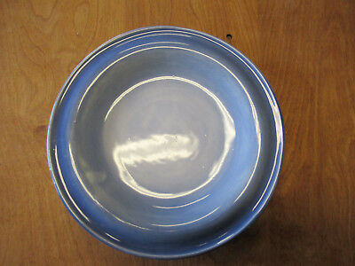 """Pottery Barn Mexico OMBRE BLUE Set of 2 Dinner Plates 10 3/4"""""""