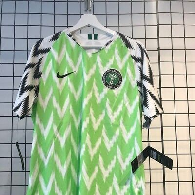 Official Nike Nigeria Football Shirt World Cup 2018 brand new with tags.