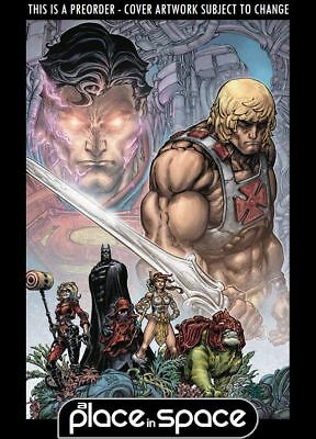 (Wk29) Injustice Vs He Man & The Masters Of The Universe #1A - Preorder 18Th Jul