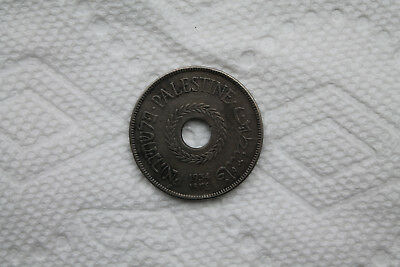 Palestine Coin, 20 Mils from 1934, please read full description