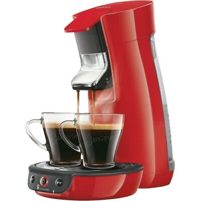 Philips Senseo Viva Cafe 2.5 Basic Monza Red HD6563/80 0,9 l Wassertank
