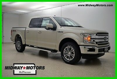 Ford F-150  2018 New 5L V8 32V Automatic 4WD Pickup Truck