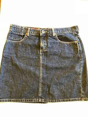 c6e181baf0 Vintage Guess USA Jean Skirt Denim Womens Size 29 Perfect condition