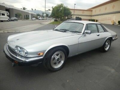 1982 Jaguar XJS  1982 JAGUAR XJS COUPE ORIGINAL CALIFORNIA CAR WITH 50,000 ORIG MILES NO RUST !!!
