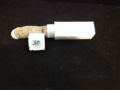 Complete 1930 ROLL OF 40  Buffalo Nickels