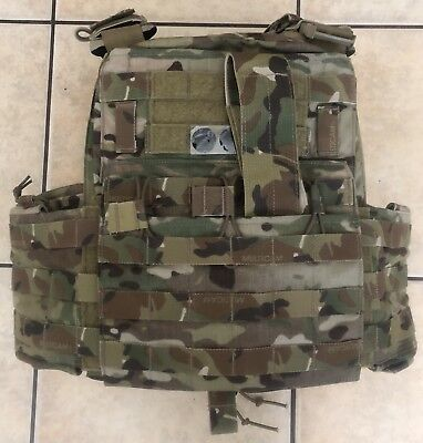 Crye Precision CPC Multicam Cage Plate Carrier DELTA Spec OPS GB